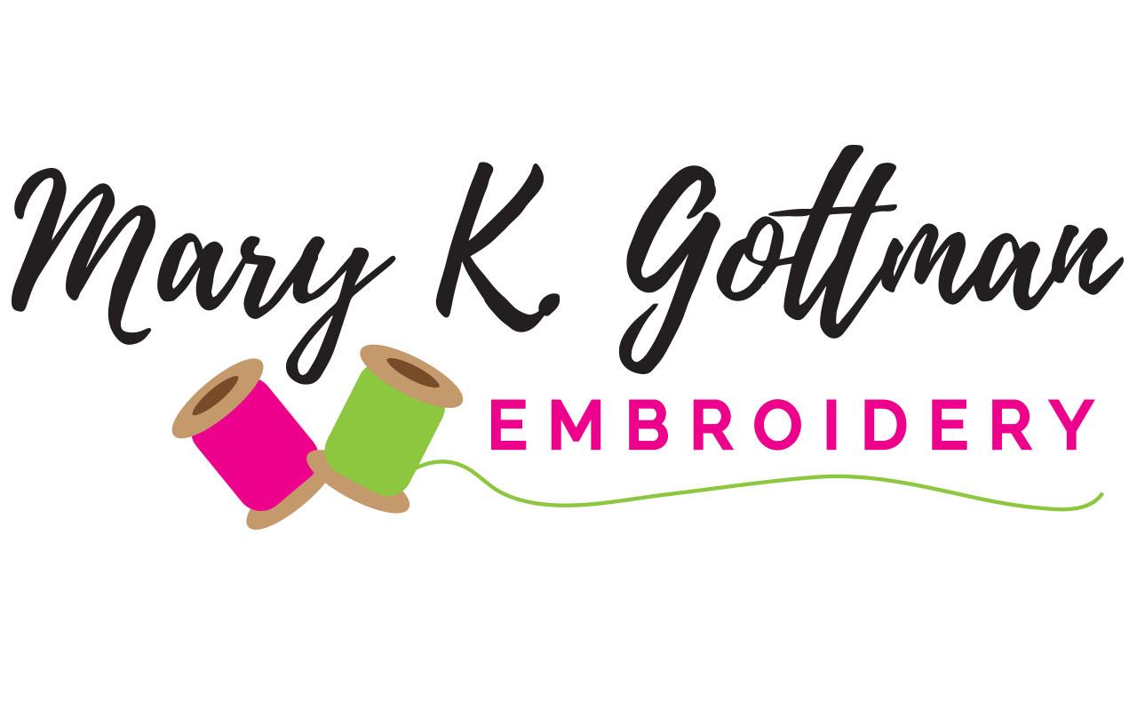 Mary K. Gottman Embroidery